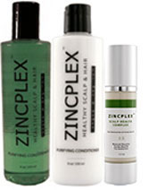 herbal solutions for itching and flaking along with zinc shampoos and lotions